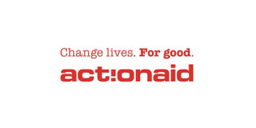 Logo for ActionAid