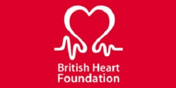 Logo for British Heart Foundation